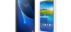 Samsung lance les Galaxy Tab E Lite et Galaxy Tab A 7.0 au Canada