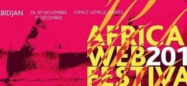 Africa Web Festival 2016 — C'est parti pour la fête du web africain les 29, 30, 1er décembre à Abidjan