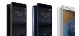 Nokia 3, 5 et 6 seront lancés sur plus de 120 marchés simultanément