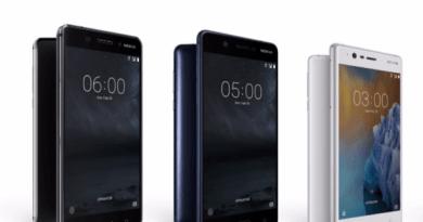 Nokia 3 , 5 et 6