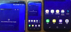 Découvrez le Samsung Galaxy S8 – c'est vraiment lui