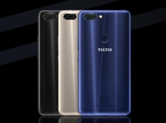045d45a4d7d8d3 Phantom 8   Le haut de gamme de Tecno Mobile chez Jumia et Orange.