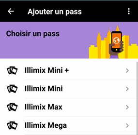 illimix Orange Ci
