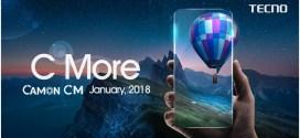 Du nouveau chez Tecno Mobile – Tecno Camon CM avec un écran 18:9