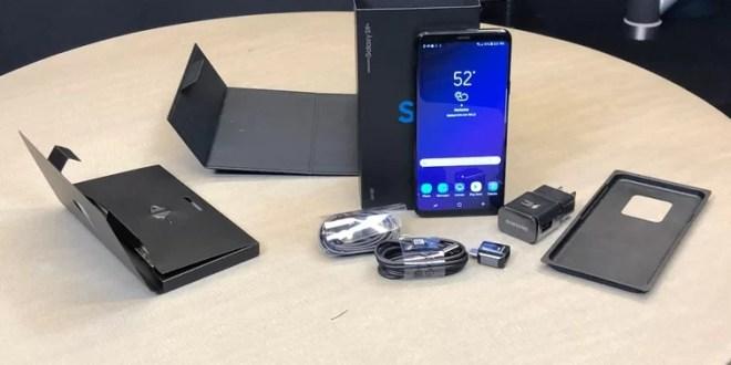 Samsung Galaxy S9 : Les ventes passent la barre des 1 million d'unités en Corée du Sud