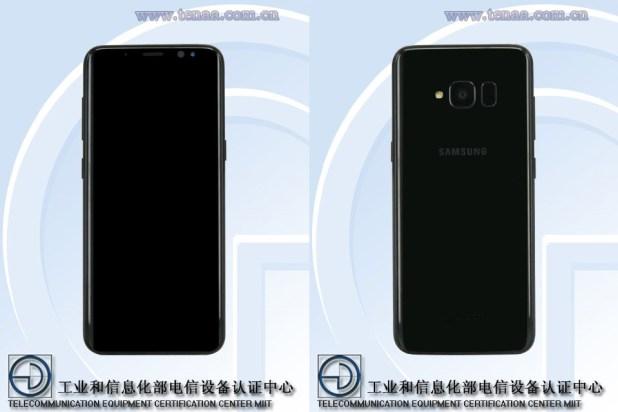 Galaxy S8 Lite modèle SM-G8750