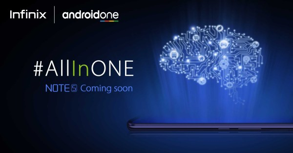 Infinix Note 5 AllInONE