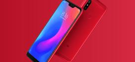 Xiaomi Redmi 6 Pro : Le mobile officiel avec une encoche et un écran au ratio 19:9