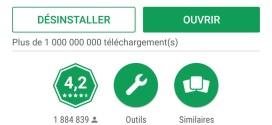 Gboard : Plus de 1 milliard de téléchargements sur le Play Store