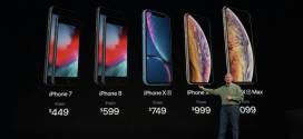 iPhone Xs, iPhone Xs Max, iPhone Xr, jusqu'a 1 092 330 FCFA
