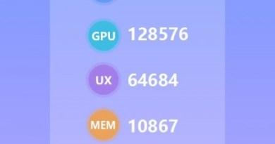 Antutu Benchmark OnePlus 6T