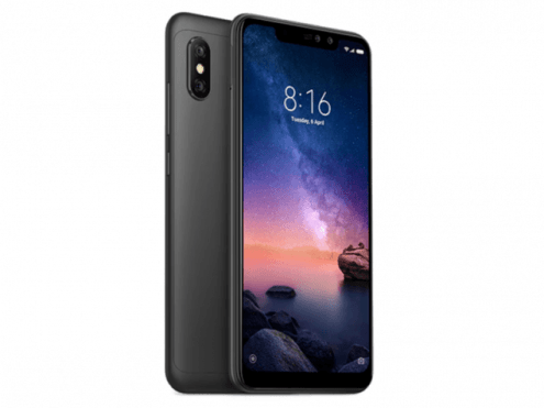 XiaomiRedmiNote 6 Pro