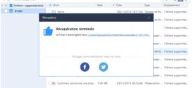 EaseUSDataRecoveryWizard:Récupérervos données perdues gratuitement