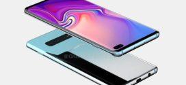 Samsung Galaxy S10 : Les façades avant des différents modèles dévoilés
