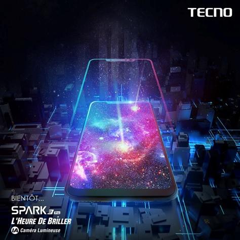 Tecno Spark 3