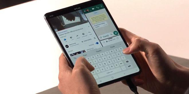 Samsung Galaxy Fold : 1 million d'unités vendues