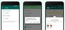 WhatsApp : Une nouvelle fonction importante en déploiement pour préserver votre vie privée