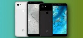 Google Pixel 3a et Pixel 3a XL : fiches techniques, caractéristiques et prix