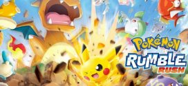 Pokémon Rumble Rush, la surprise que personne n'attendait !