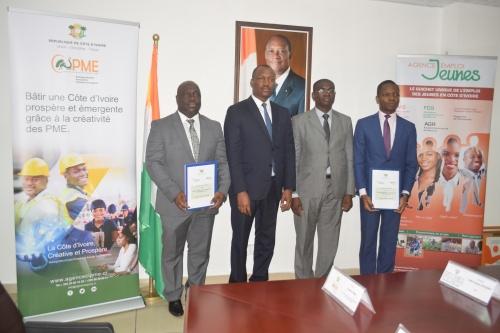 Agence Côte d'Ivoire PME