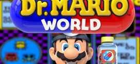 Jeu Vidéo : Dr Mario World fait ses premiers pas sur android