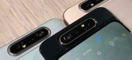 Samsung Galaxy A80 : Le capteur rotatif se dévoile dans une vidéo