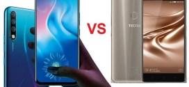 Comparatif Mobile : Tecno Phantom 9 vs Phantom 8