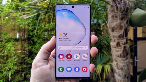Galaxy Note 10+ - Galaxy Note 10