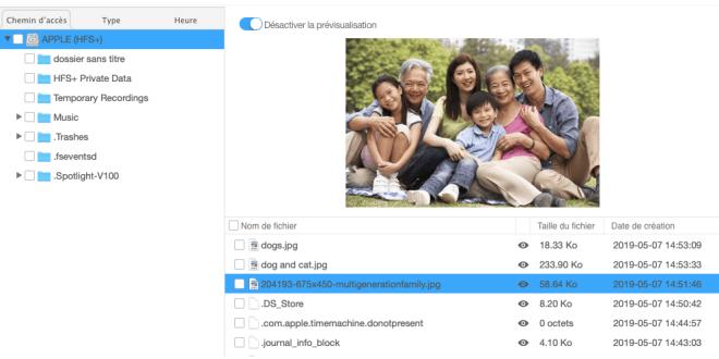 iBoysoft Data Recovery: Récupérer gratuitement des fichiers depuis une carte SD