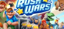 Jouer à Rush Wars dès maintenant? C'est possible!
