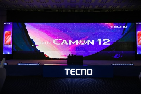 Camon 12 Pro Lancement