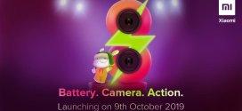 Redmi 8 : Le mobile dévoilé le 9 octobre prochain