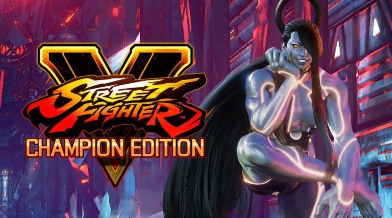 Phonerol - Street Fighter V Champion Edition
