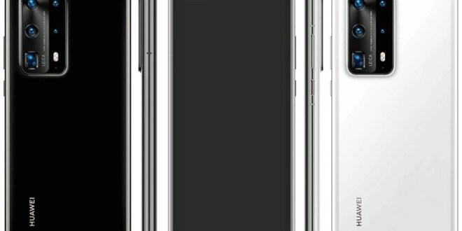 """Huawei P40 Pro """"Premium Edition"""" : 5 capteurs à l'arrière et céramique"""
