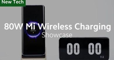 Xiaomi 80W wireless