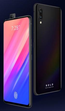 blu launches premium bold