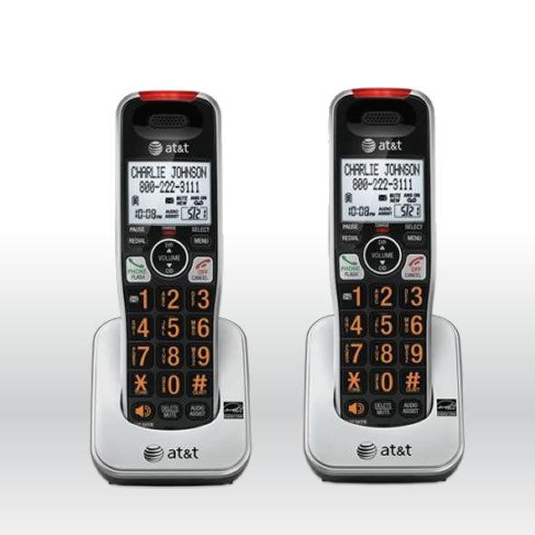 2 x AT&T CRL80112 Extra Handset for CRL81112, CRL81212, CRL82212 & CRL82312
