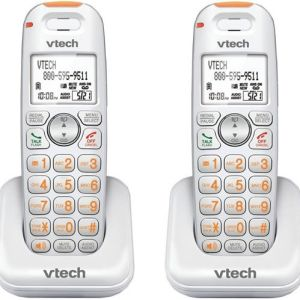 2 x Vtech SN6107 Extra Handset for N1157, SN1196, SN1197, SN6127, SN6146, SN6147