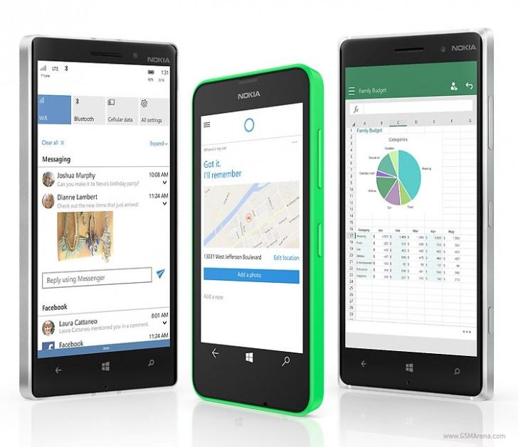 Which Lumias will get Windows 10 first