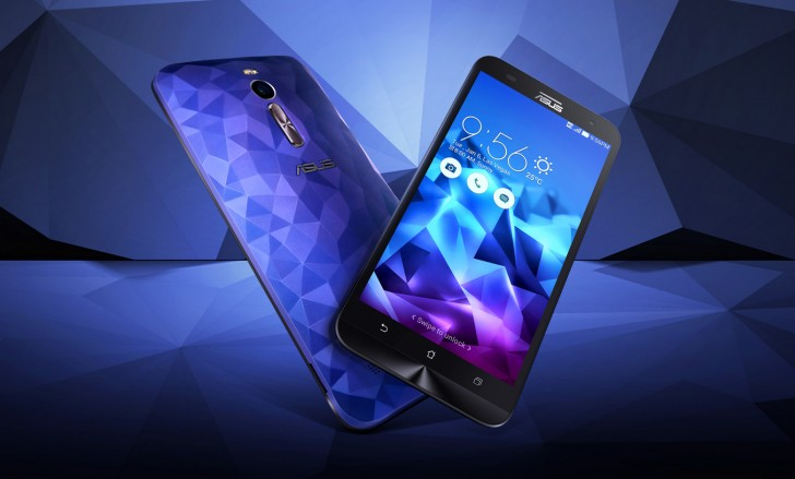 Asus Zenfone 2 Deluxe Special edition was showcased in Brazil with a whopping 256GB onboard storage