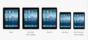 Apple ipad model repair