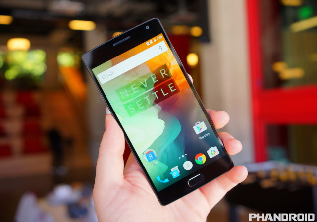OnePlus 2 gets Oxygen OS 2.1 update starting today