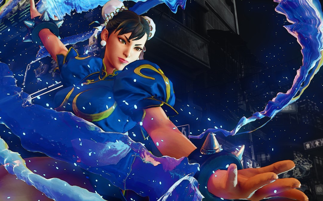 Street Fighter V Launch Trailer