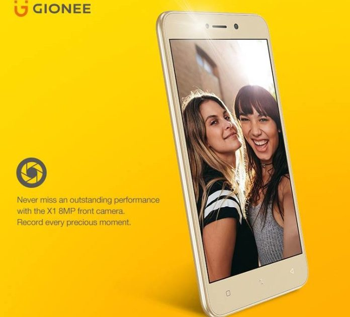 Gionee X1 Price in Nepal