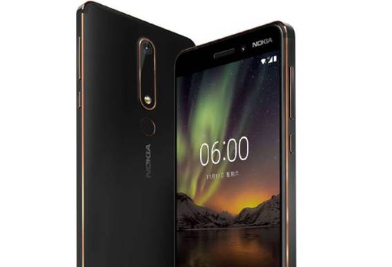 Nokia 6 (2018) unveiled with some powerful upgrades