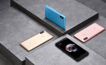 Pre-order for the Xiaomi Redmi Note 5 AI to begin soon