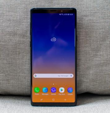 The Samsung Galaxy Note9 price in Nepal