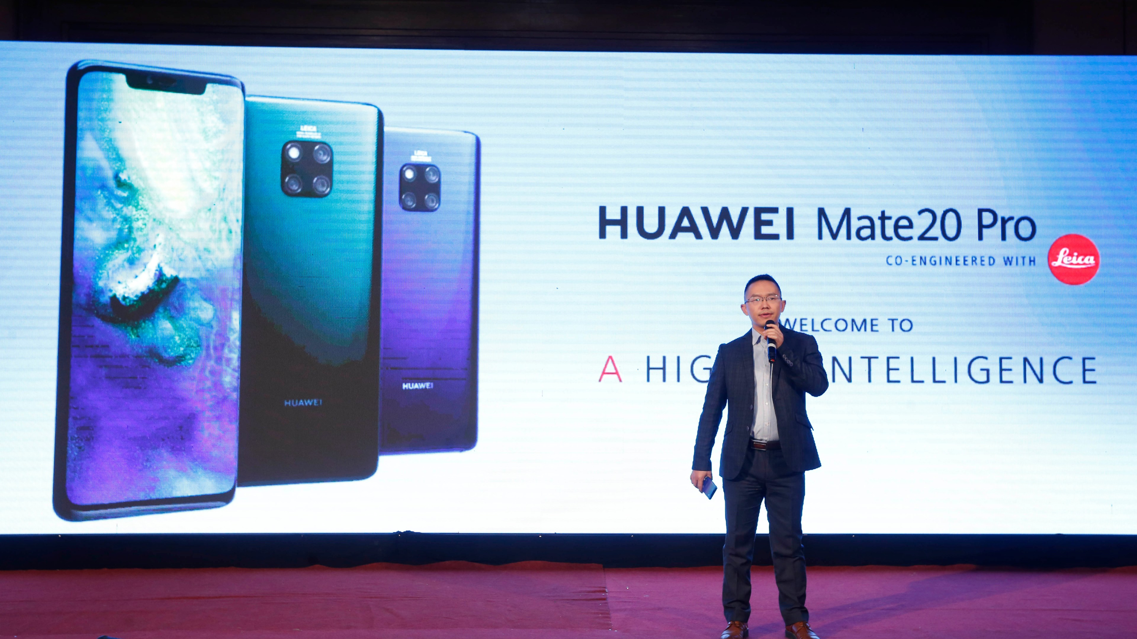 Huawei Mate 20 Price in Nepal