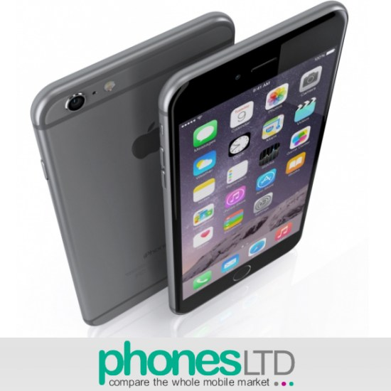 apple iphone 6 space grey. apple iphone 6 plus 16gb space grey iphone