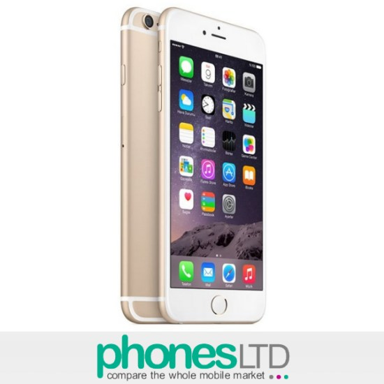 Cheapest Apple iPhone 6 16GB Gold O2 Unlimited + 2GB at £25.50 (36 ... a191830c85